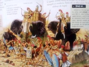 Bătălia de la Magnesia (190 î.e.n.), dintre romani şi seleucizi