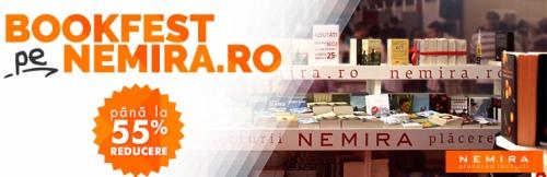 nemira bookfest